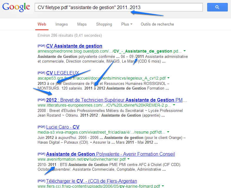 Dompter Google Search 12