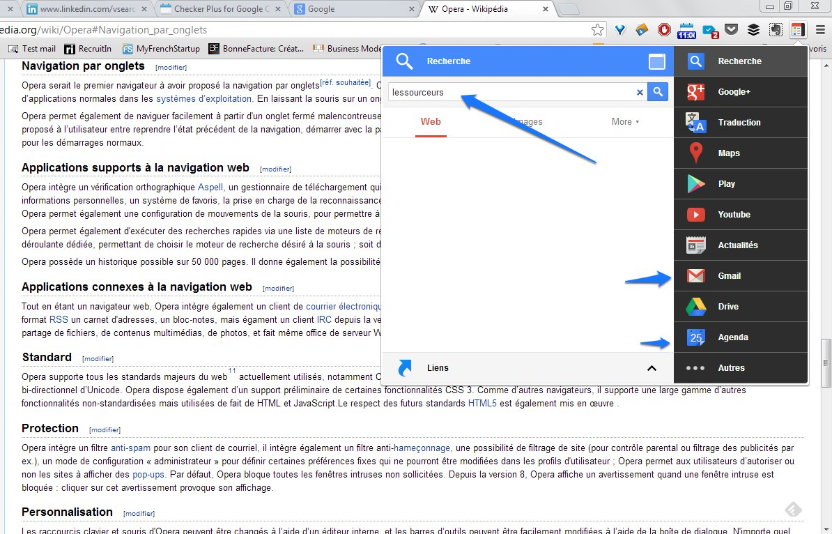 Extensions GChrome (2)
