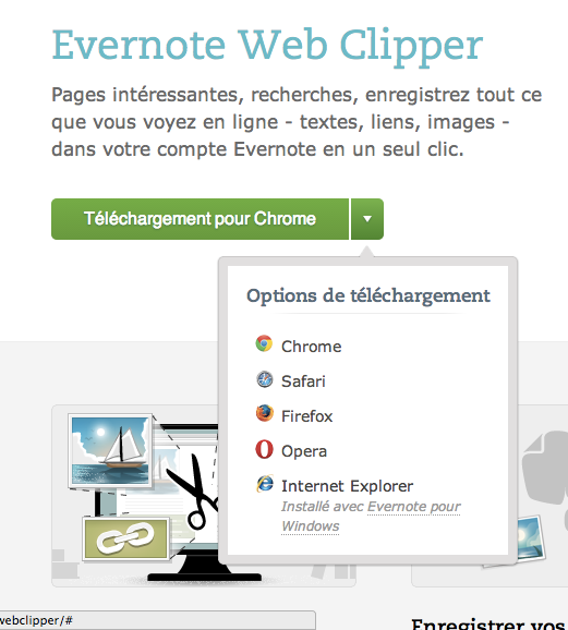 Evernote ATS - Clipper