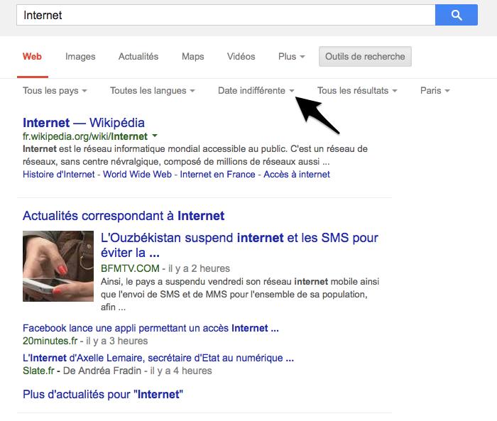 Recherche_Google rubrique date