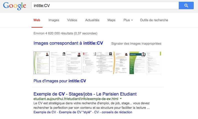 intitle_CV_-_Recherche_Google